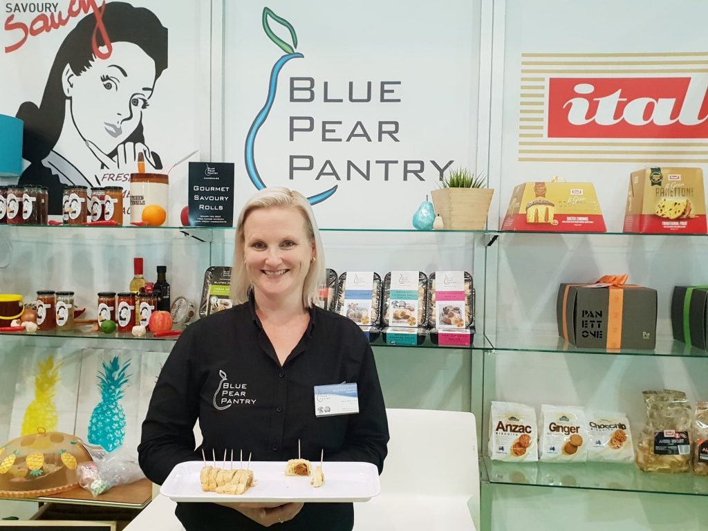 Deb from Blue Pear Pantry