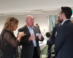 Partners give advise to each other at Melbourne's North Food Group industry roundtable2