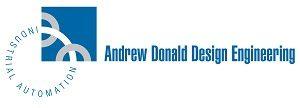 Andrew Donald Design Engineering Logo