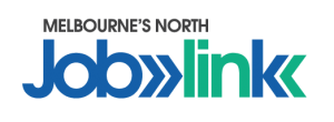 Melbourne's North Joblink logo