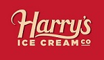 Harry's Ice cream Co logo