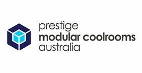 Prestige Modular Coolrooms logo