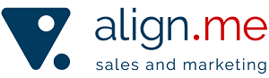 Align.me logo