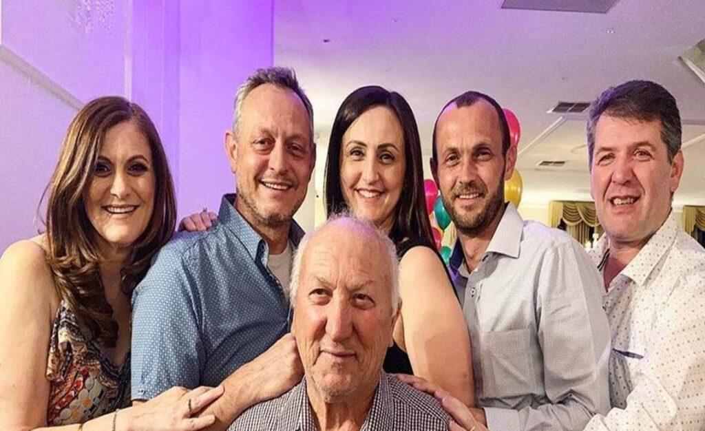 Floridia Cheese family photo