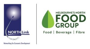 FOOD MELBOURNE'S NORTH LOGO P2