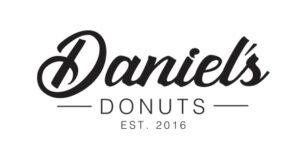 Daniels donut logo